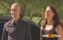 Swinger couple is ready to share their sexual fantasies with the rest of the group.